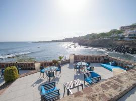Oasis Praiamar, hotel in Praia