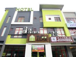 The Tree Boutique Hotel, hotel in Shah Alam