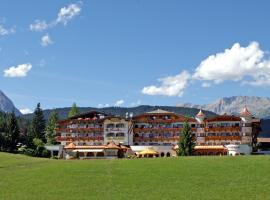 Hotel Residenz Hochland, hotel in Seefeld in Tirol