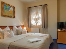 P4W Hotel Residence Szombathely, hotel in Szombathely