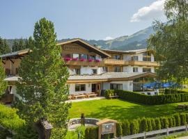 Oasis Princess Bergfrieden, apartment in Seefeld in Tirol