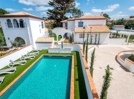 Résidence Prestige Odalys Les Villas Milady, hôtel à Biarritz près de: Cité de l'Océan