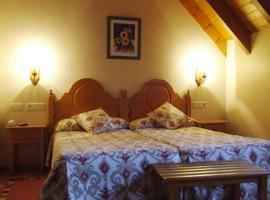 Hotel Turrull, hotel en Vielha