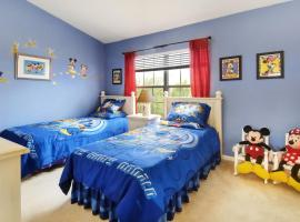 Disney Home, hotel near Mystic Dunes Golf Club, Orlando