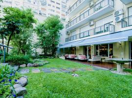 Trianon Residence Recoleta, apartamento em Buenos Aires