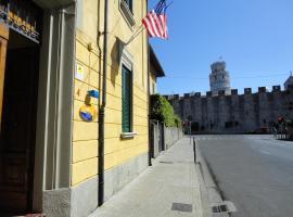 Hostel Pisa Tower, hotel in Pisa
