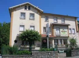 Hôtel La Grande Cordée, hôtel à Ax-les-Thermes