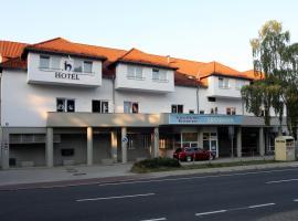 Ilmenauer Hof, Hotel in Ilmenau
