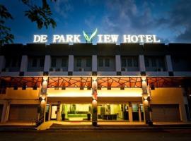 De Parkview Hotel, hotel in Ipoh