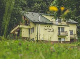 Penzión Kolibrík, hotel v blízkosti zaujímavosti Bardejovské kúpele (Bardejovské Kúpele)