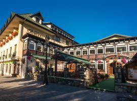 Hotel Bucegi, hotel din Sinaia