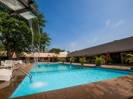 Hotel Fazenda Mato Grosso, hotel em Cuiabá