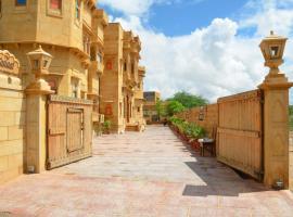 The Gulaal, hotel near Kuldhara Village, Jaisalmer