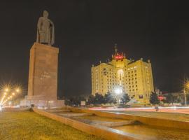 Hotel Rustavi, hotel in Rustavi