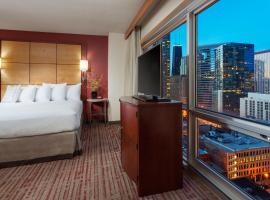 Residence Inn by Marriott Chicago Downtown/River North, accommodation in Chicago