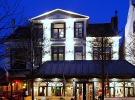 Hotel Pannenkoekhuis Vierwegen, hotel in Domburg