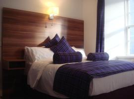 Scotia Airport Hotel, hotel near Glasgow Airport - GLA,