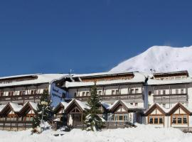 Sporting Hotel, hotel in Passo del Tonale