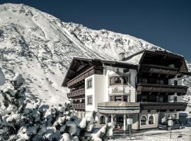 Hotel Jagdhof, hotel in Obergurgl