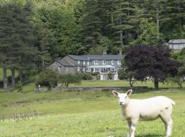 Ravenstone Lodge Country House Hotel, hotel in Keswick