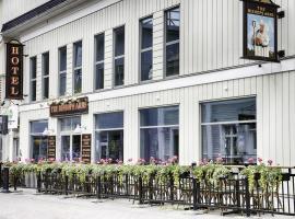 Hotel Bishops Arms Piteå, hotell i Piteå