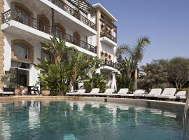 Hôtel Océan Vagabond, hôtel à Essaouira