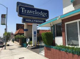 Travelodge by Wyndham Hollywood-Vermont/Sunset, motel in Los Angeles