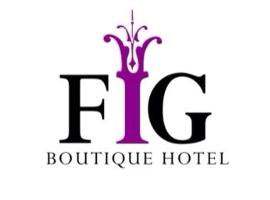 FIG Boutique Hotel, hotel in Kamphaeng Phet