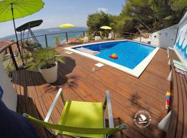 Apartments Mistral, apartment in Mimice