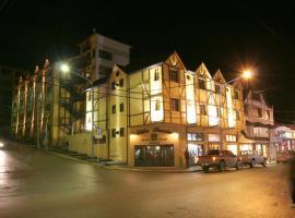 Hotel Villa Brescia, hôtel à Ushuaia
