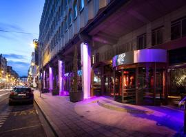 pentahotel Brussels City Centre, отель в Брюсселе