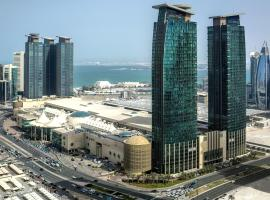Marriott Marquis City Center Doha Hotel, hotel near Qatar International Exhibition Center, Doha