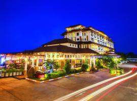 Royal Nakhara Hotel and Convention Centre โรงแรมในหนองคาย