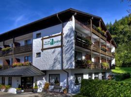 Kur- und Ferienhotel Alpenhof, hotel in Oberstaufen