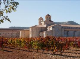 Hotel Castilla Termal Monasterio de Valbuena, hotel en Valbuena de Duero