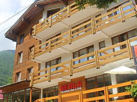 Veliya Guest House, accessible hotel in Krasnaya Polyana