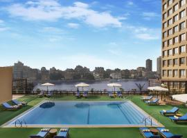 Hilton Cairo World Trade Center Residences, vacation rental in Cairo