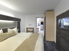 Petul Apart Hotel City Premium, serviced apartment in Essen