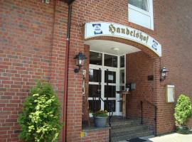 Hotel-Restaurant Handelshof, Hotel in der Nähe von: Schloss Bodelschwingh, Dortmund