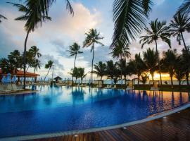 Jatiuca Hotel & Resort, hotel with pools in Maceió