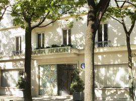 Hôtel Aiglon, hôtel à Paris près de: Gare Montparnasse