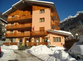 Hotel Dama Bianca, hotel in Valtournenche