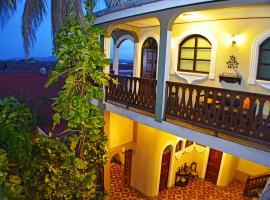 Hotel Los Balcones Leon, hotel in León