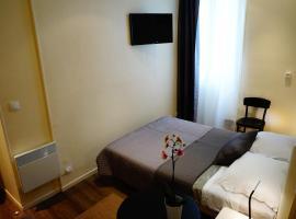 Hotel Zora, ξενοδοχείο σε 2ο διαμ., Παρίσι