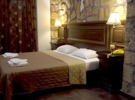 Iris Spa, hotel a Loutra Edipsou
