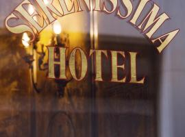 Hotel Serenissima, hotel near Peggy Guggenheim Collection, Venice