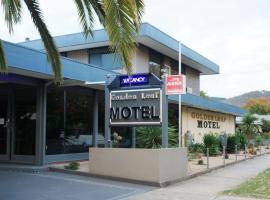 Golden Leaf Motel, hotel in Myrtleford