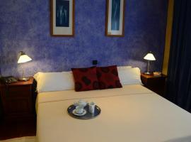 Hotel Tikar, hotel en Garrucha
