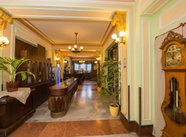 Hotel Tisza és Thermálfürdő, hotel Szolnokon