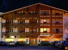Hotel Crepes de Sela, отель в Кампителло-ди-Фасса